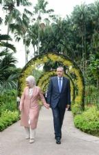 SINGAPUR - Başbakan Erdoğan Eşiyle Birlikte Singapur'da