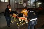 Sivas'ta Polis Otobüsü Kaza Yaptı.. Olay Yerinden İlk Görüntüler