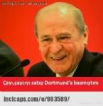 Borussia Dortmund Galatasaray Maçı Caps'leri