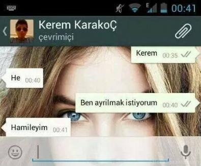 En Çok Paylaşılan WhatsApp Durumları / 8 Aralık 2014