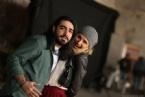 Selçuk Balcı 'Hasret Uzun Bir Yol' Klip Setinden Fotoğraflar