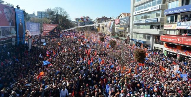 AK Parti Trabzon Mitingi 2014