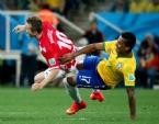 BREZILYA - Brezilya 3 – 1 Hırvatistan Dünya Kupası Maçından Kareler