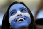 2014 Dünya Kupası Finalindeki Çılgın Bayan Taraftarlar