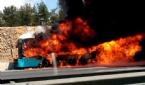 İstanbul'da Halk Otobüsü Yangını: 4 Ölü