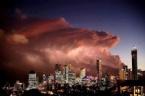 AVUSTRALYA - Avusturalya'da Sıradışı Doğa Olayları