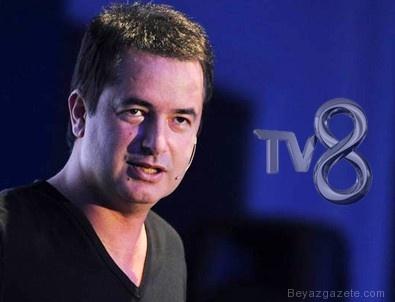 TV8 - Acun İlk Firesini Verdi.. Yayından Kaldırıldı!