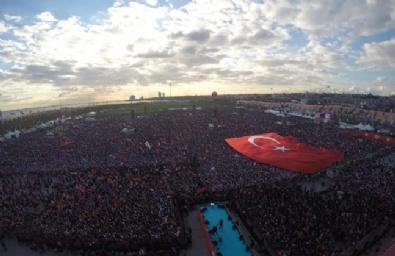 İSTANBUL İL BAŞKANLIĞI - AK Parti'nin İstanbul Mitingi
