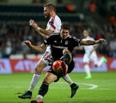 Beşiktaş - Medicana Sivasspor maçı fotoğrafları