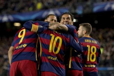 Barcelona:6 Roma: 1
