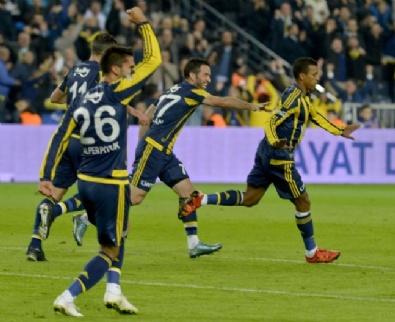 Fenerbahçe - Trabzonspor Maçından En Güzel Fotoğraflar...