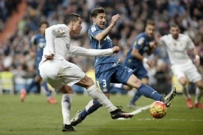 getafe - Real Madrid 4 -1 Getafe