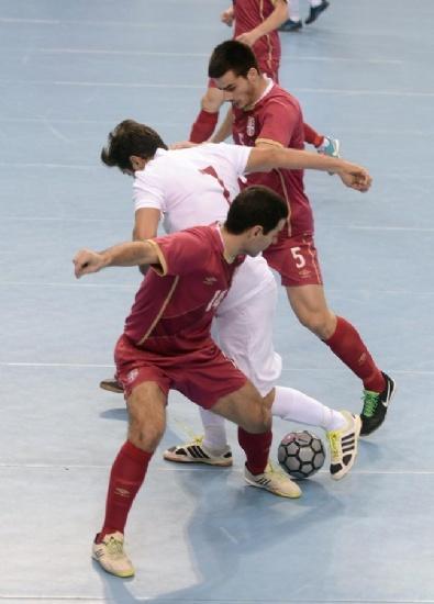 Futsal: 2016 FIFA Dünya Kupası Avrupa Elemeleri