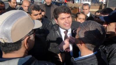 HDPli Vekilden Polise Hakaret