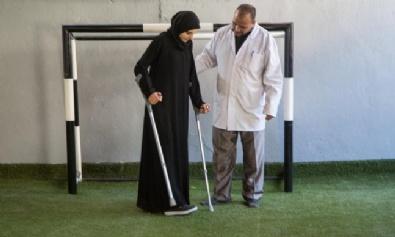 Suriyelilere Ücretsiz Protez