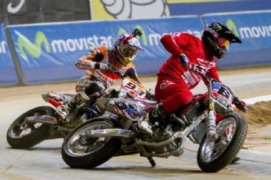 İspanya'da Super Prestigio motor yarışları
