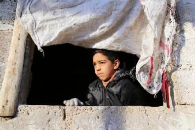 Suriye'deki Savaş Çocukları Etkiledi