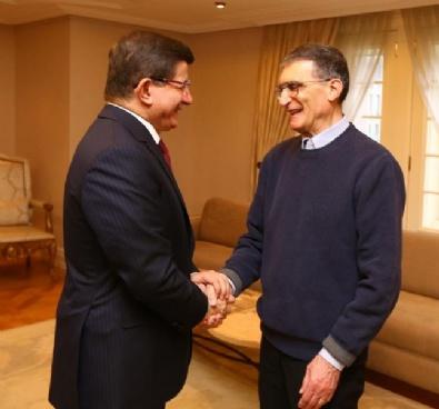 KIMYA - Başbakan Davutoğlu, Sancar İle Bir Araya Geldi