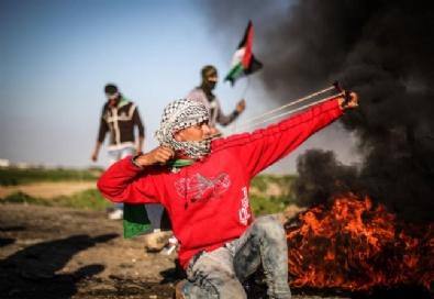 İsrail-Gazze Sınırında Gerginlik