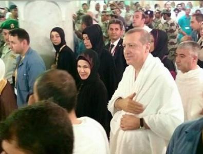 Kabe'nin Kapısı Cumhurbaşkanı Erdoğan İçin Açıldı
