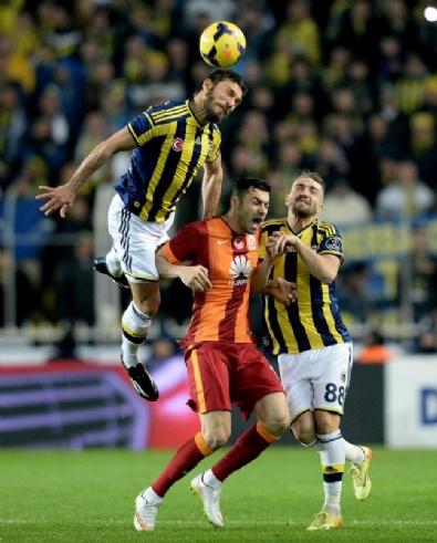Fenerbahçe - Galatasaray Derbisinden En Güzel Fotoğraflar...
