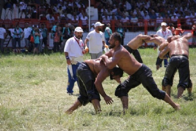 KıRKPıNAR - 654. Tarihi Kırkpınar Yağlı Güreşleri