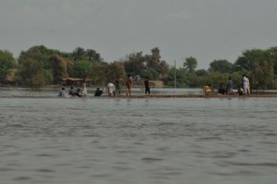 pencap - Pakistan'da Sel Felaketi