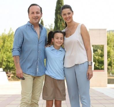 Tolga Çevik kızı ile aynı filmde buluştu