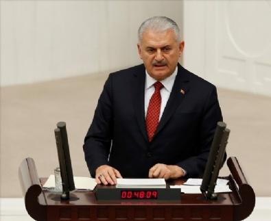 Başbakan Yıldırım Genel Kurulda Konuştu...