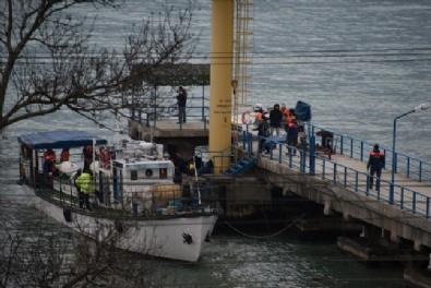 SAVUNMA BAKANLIĞI - Rus Uçağı Karadeniz'e Düştü