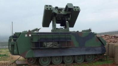 PYD'yi Vuran Stinger Füzeleri Görüntülendi