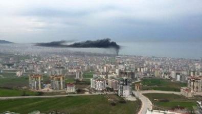 İTFAİYE ARACI - Samsun MedicalPark Hastanesi'nde Yangın!