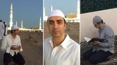 Necati Şaşmaz Umre'ye Yaptı
