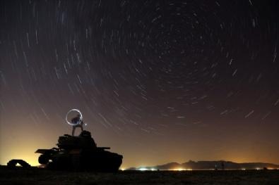Konya'da Yıldızların Güzelliği
