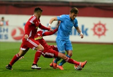 Trabzonspor - Medicana Sivasspor Maçından Fotoğraflar