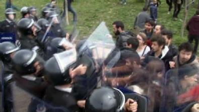 Kürdistan Narası Atan Gruba Polisten Ayar