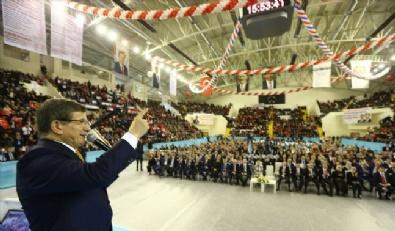 YUNUSEMRE - Başbakan Ahmet Davutoğlu Manisa'da
