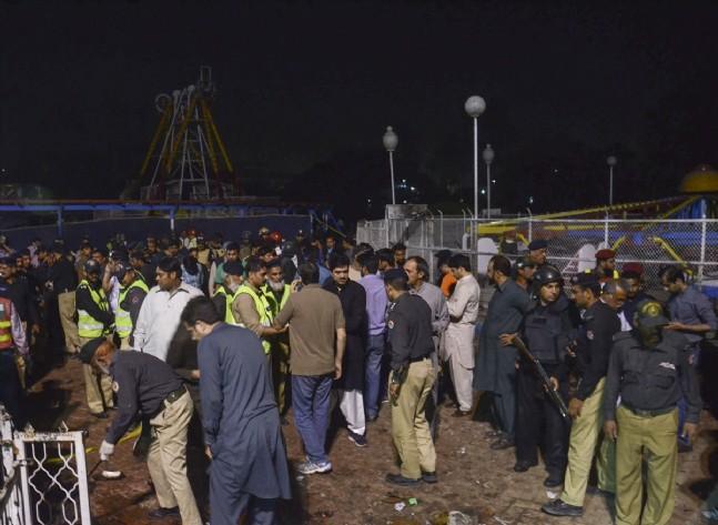 pencap - Pakistan'da Terör Saldırısı