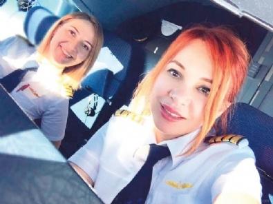 THY kadın pilot sayısında da rekor kırdı