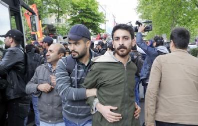 1 MAYıS - İstanbul Valiliği 1 Mayısın Bilançosunu Açıkladı