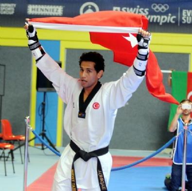 AVRUPA ŞAMPİYONU - Servet Tazegül Üst Üste 5. Kez Avrupa Şampiyonu