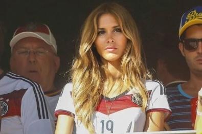 Almanya-Fransa Maçına Damga Vuran Kareler