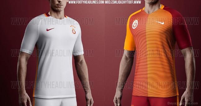 galatasaray baskani - Galatasaray'ın yeni formaları sızdı