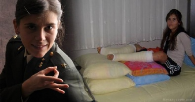 Genç kız FETÖ'nün işkencelerini anlattı