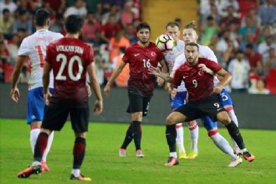 Türkiye Rusya Hazırlık Maçı