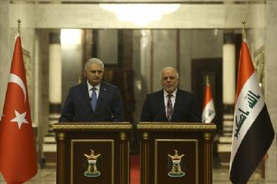 Başbakan Binali Yıldırım - Irak Başbakanı Haydar El-İbadi Ortak Basın Toplantısı