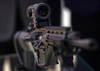 MPT-76 Milli Piyade Tüfeği Teslim Töreni