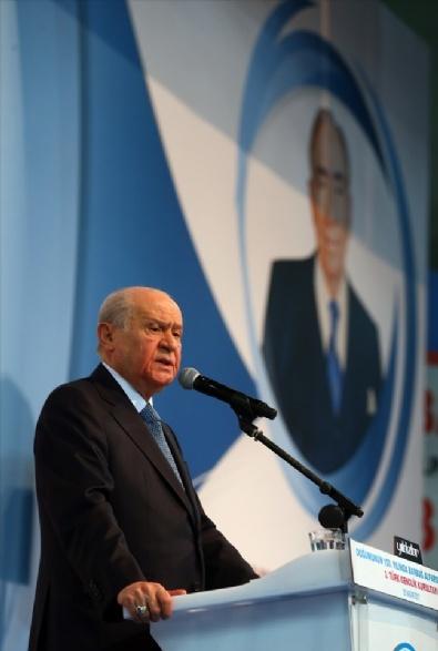 Başbuğ Türkeş 3. Türk Gençlik Çalıştayı ve Kurultayı