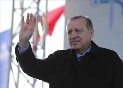 recep tayyip erdogan - Üsküdar-Ümraniye Metro Hattı Açılış Töreni