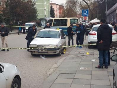 Ankara'da kanlı infaz! 2 ölü